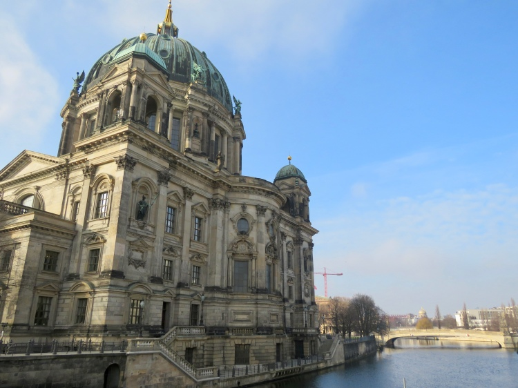 Berlin cathedral. Copyright: Henna Patel